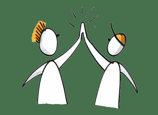 Gute Partnerschaften sind langfristig